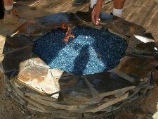 Cum sa-ti construiesti propriul foc de tabara decorativ in gradina