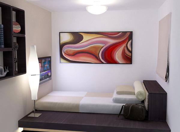 How To Decorate A Small Guest Bedroom: 4 Idei De Amenajare Pentru Camera De Oaspeti