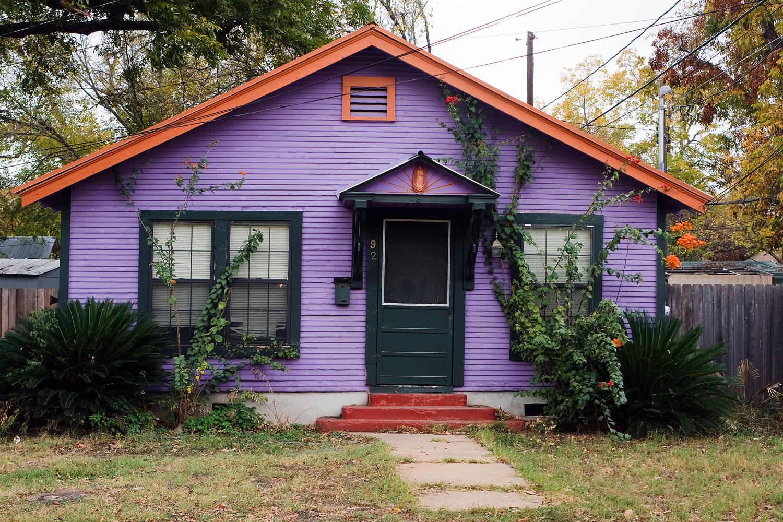 Invata cum sa alegi culoarea in care vopsesti exteriorul casei for House outer painting design